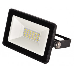 Прожектор LED Ultralight SPG 20W Slim 6400 черный
