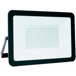 Прожектор LED Ultralight SPG 100W Slim 6400 черный